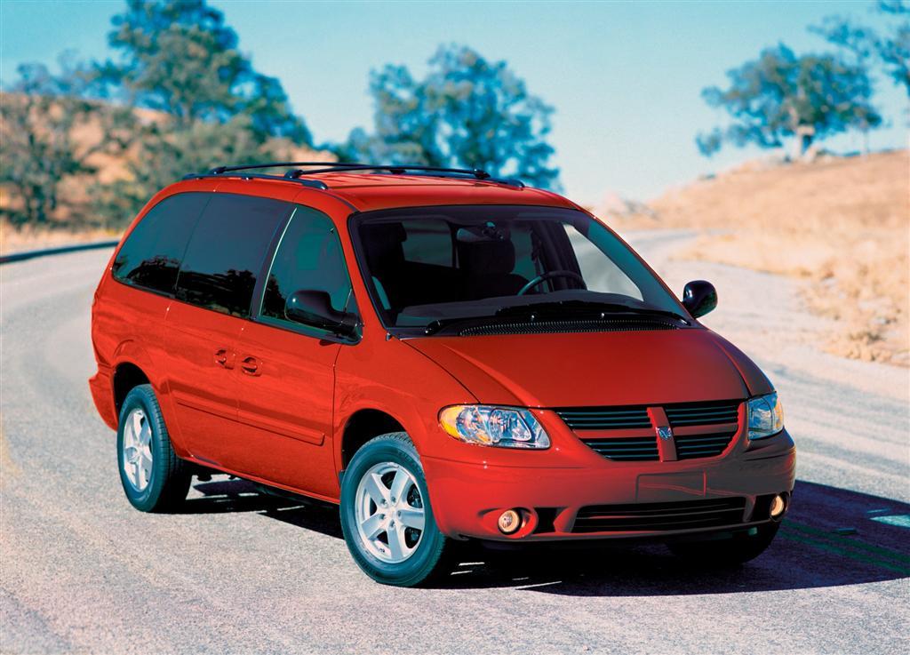 2006 Dodge Caravan Pictures History Value Research News