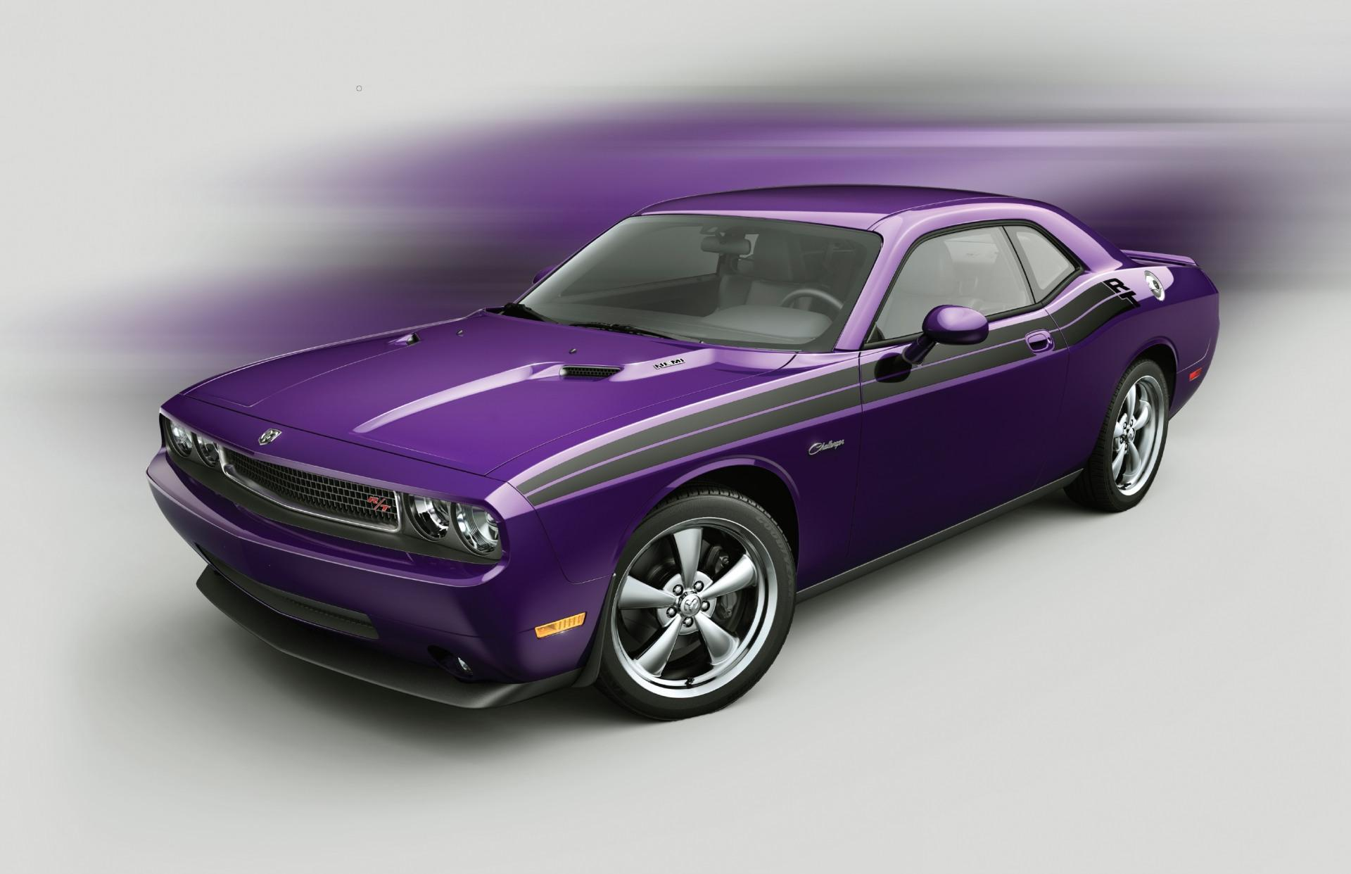 2010 Dodge Challenger Concept photo - 1