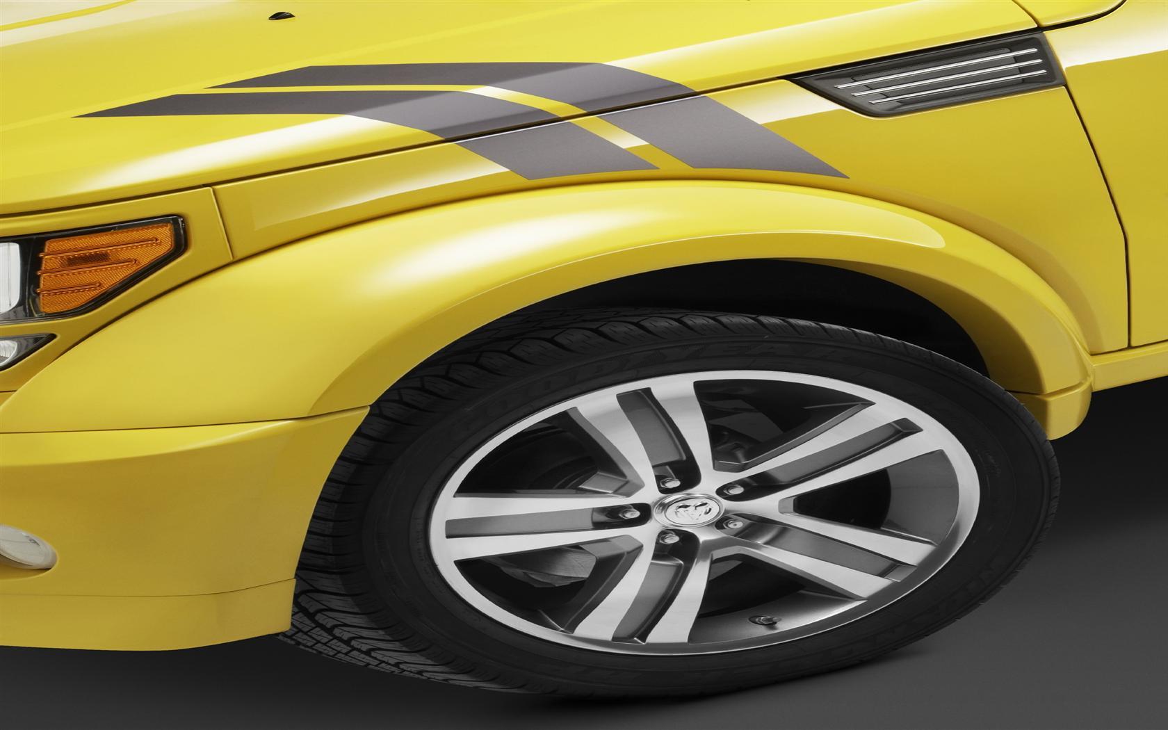 2011 Dodge Nitro Image