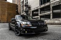2013 Dodge Avenger Blacktop image.