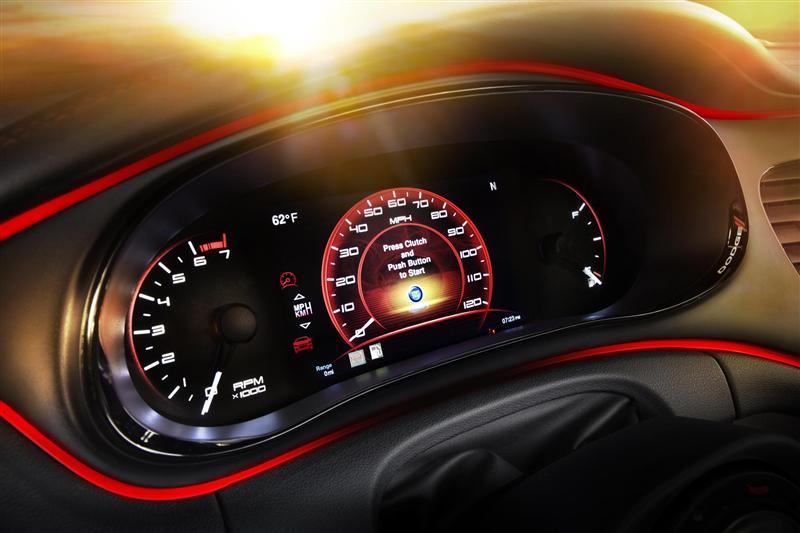 2013 Dodge Dart Concept Image