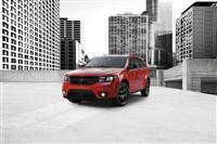 2013 Dodge Journey Blacktop image.