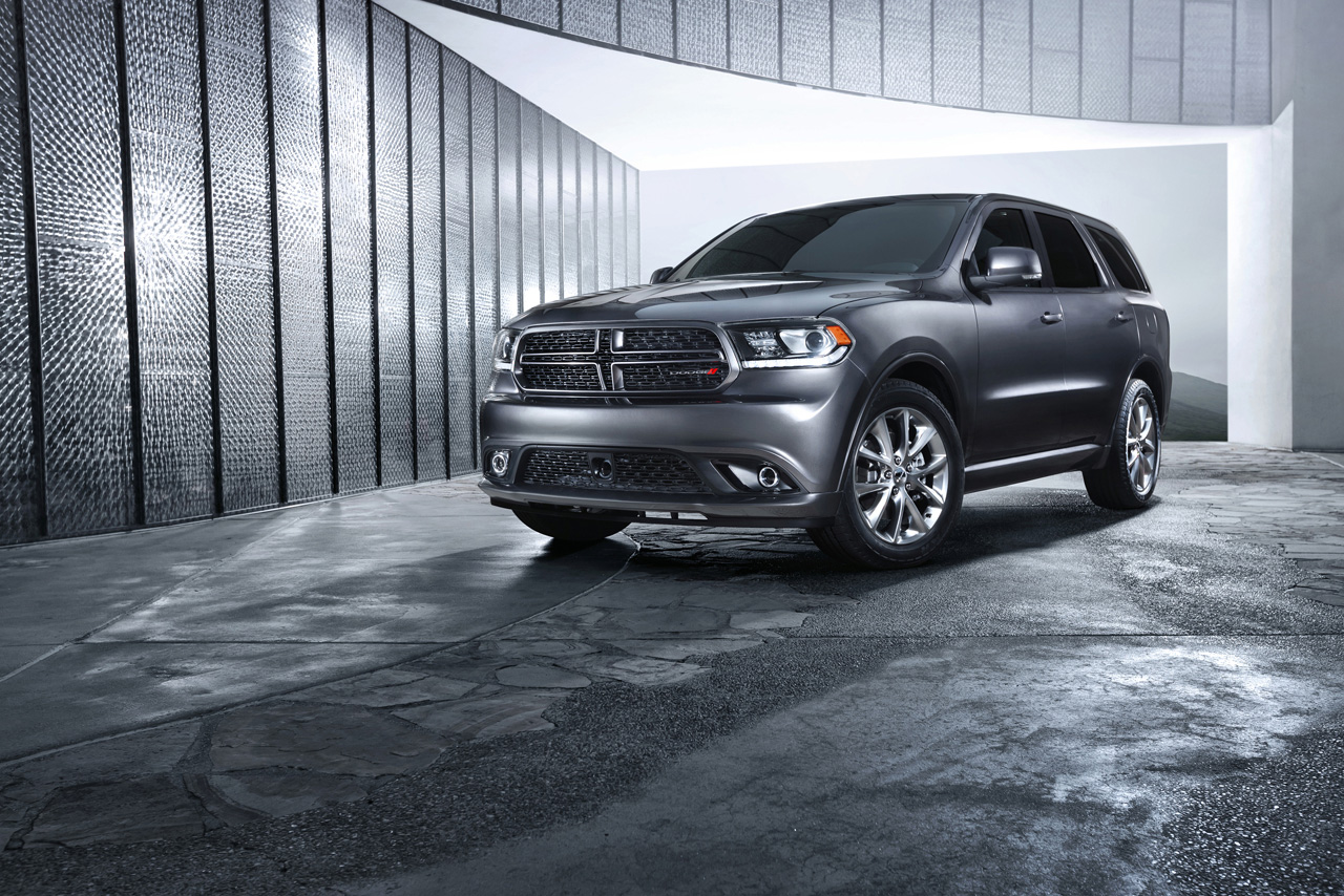 2014 Dodge Durango Technical Specifications And Data