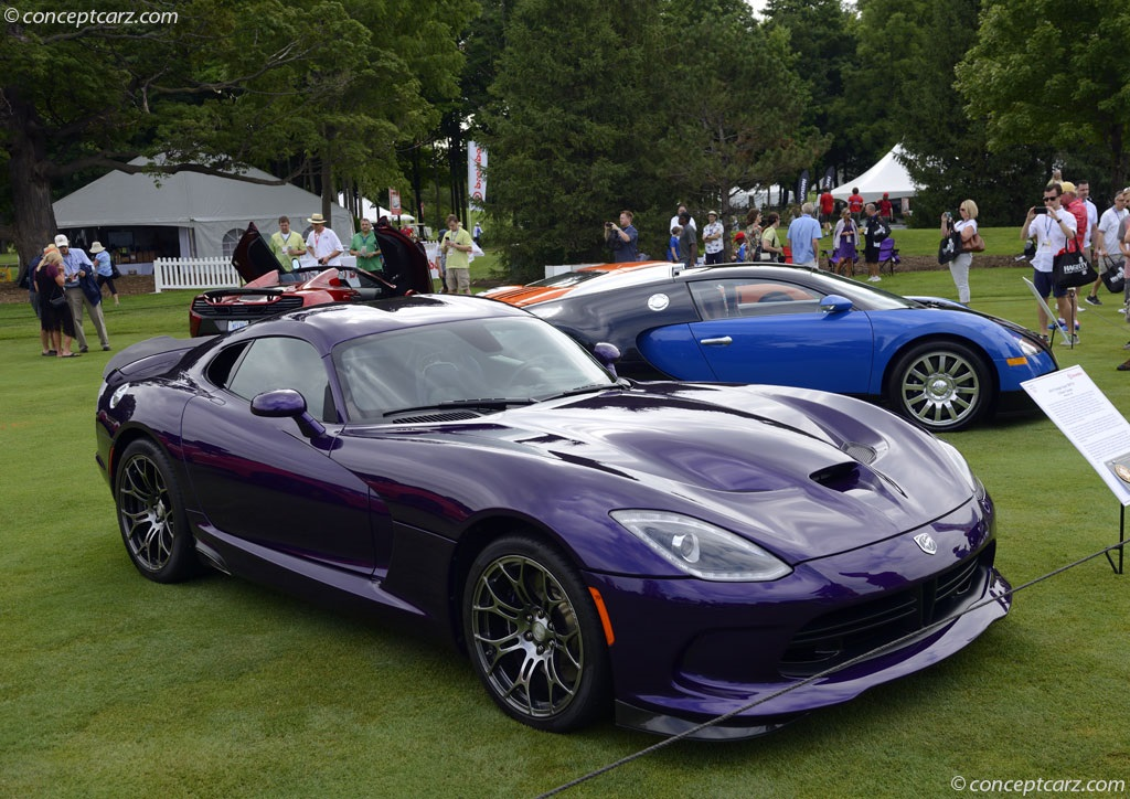 Auction Results And Data For 2015 Dodge Viper Srt