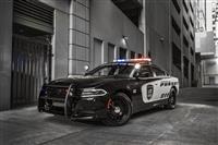 2018 Dodge Charger Pursuit image.