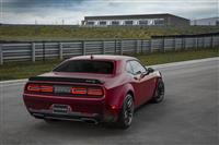 2017 Dodge Challenger SRT Hellcat Widebody
