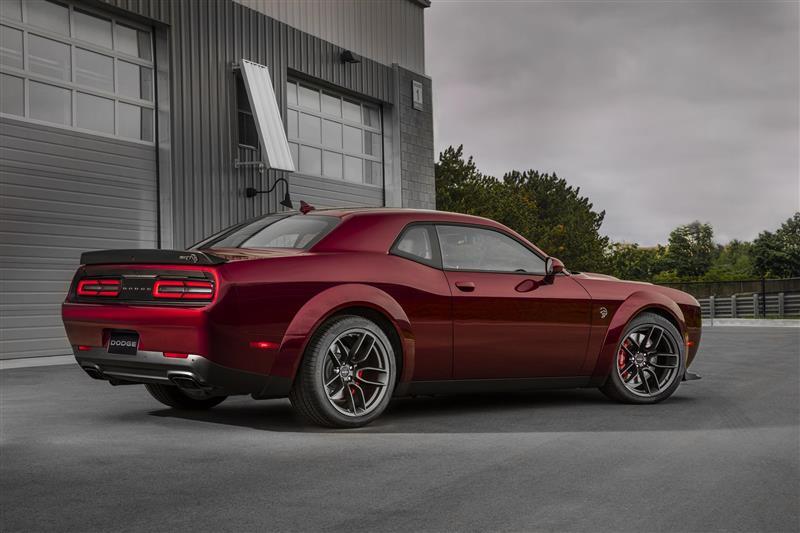 2017 Dodge Challenger SRT Hellcat Widebody Image