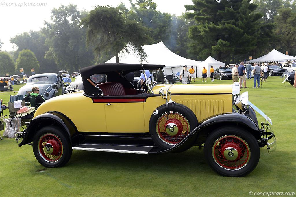 1930 Dodge Brothers Series Dc Conceptcarz Com