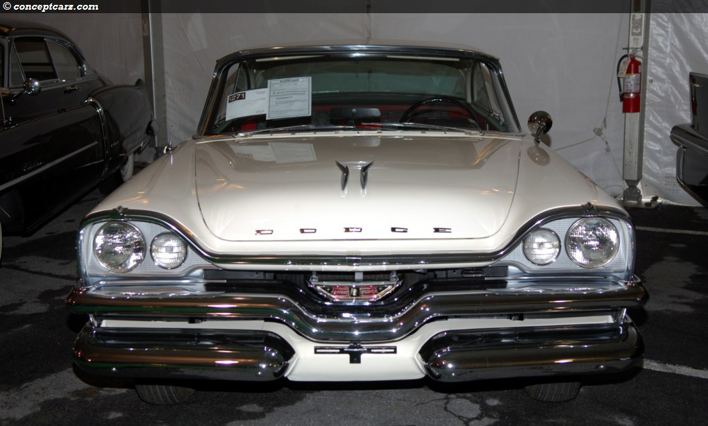 Sothebys Auction Results >> 1957 Dodge Coronet - conceptcarz.com