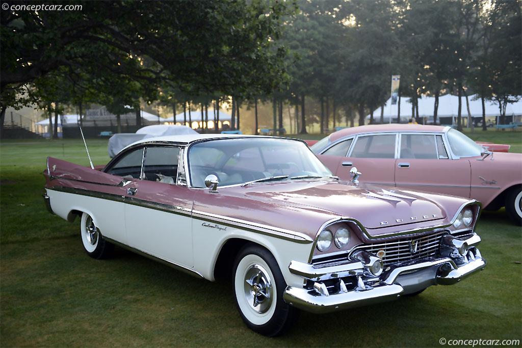 1958 Dodge Royal Lancer Maintenance/restoration of old/vintage ...