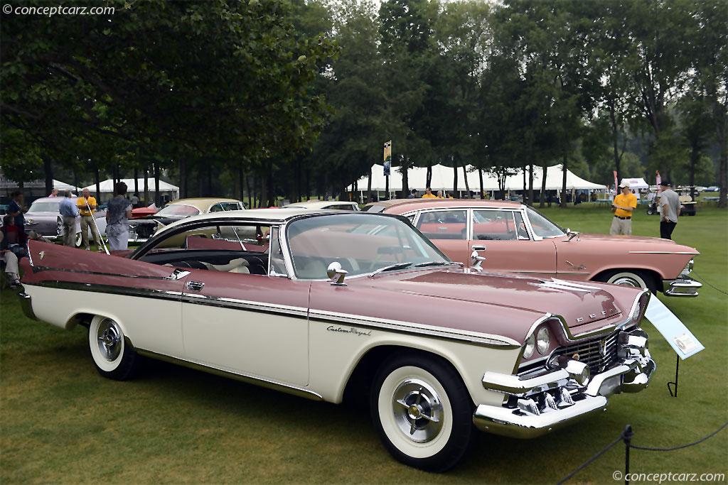 Car of the Week: 1958 Dodge Royal Lancer - Old Cars Weekly