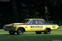 1964 Dodge 330 Lightweight Superstock image.