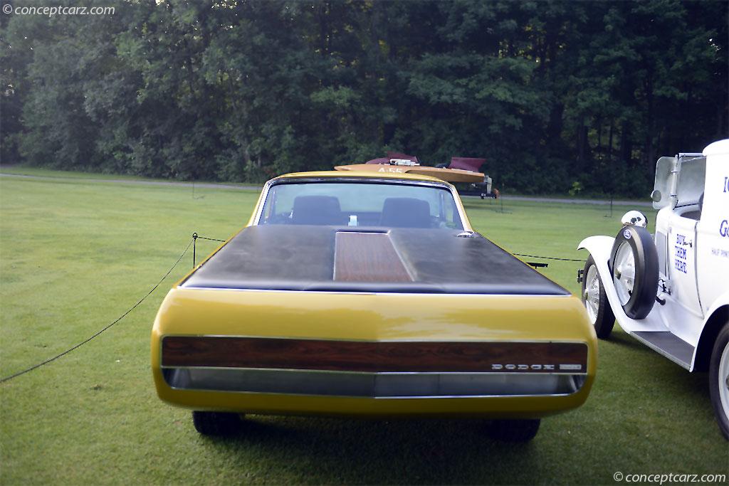 1965 Dodge Deora Concept Conceptcarz Com