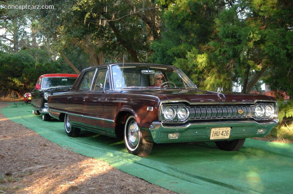 Auction Results And Data For 1965 Dodge Polara