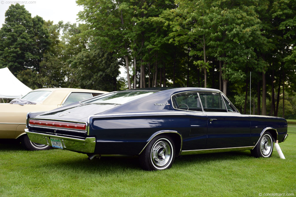 1966 Dodge Charger - c...