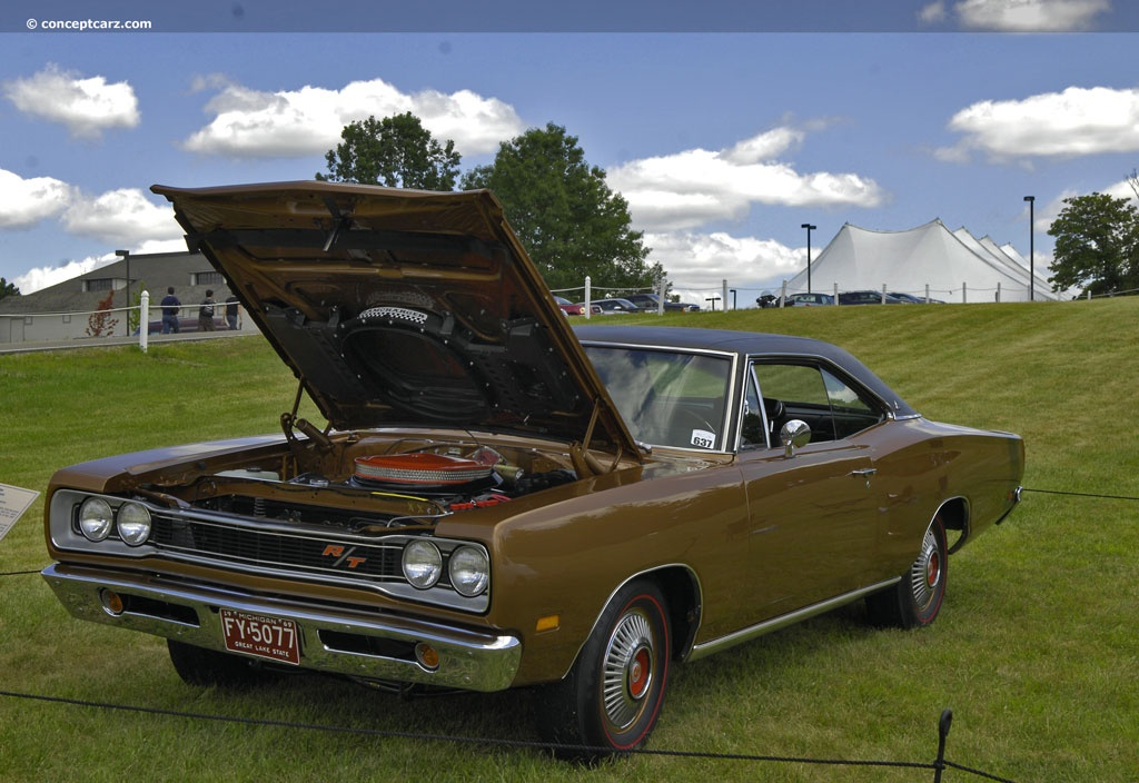 Dodge Coronet R/T pictures and wallpaper