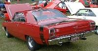 1969 Dodge Dart image.