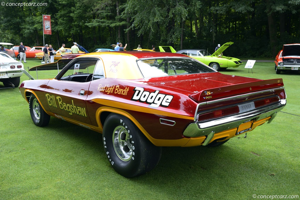 1970 dodge challenger drag - photo #41