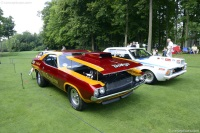 1970 Dodge Challenger NHRA/AHRA Pro Stock image.