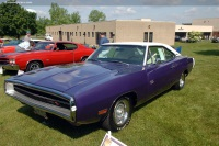 1970 Dodge Charger image.