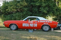 1971 Dodge Challenger Pace Car image.