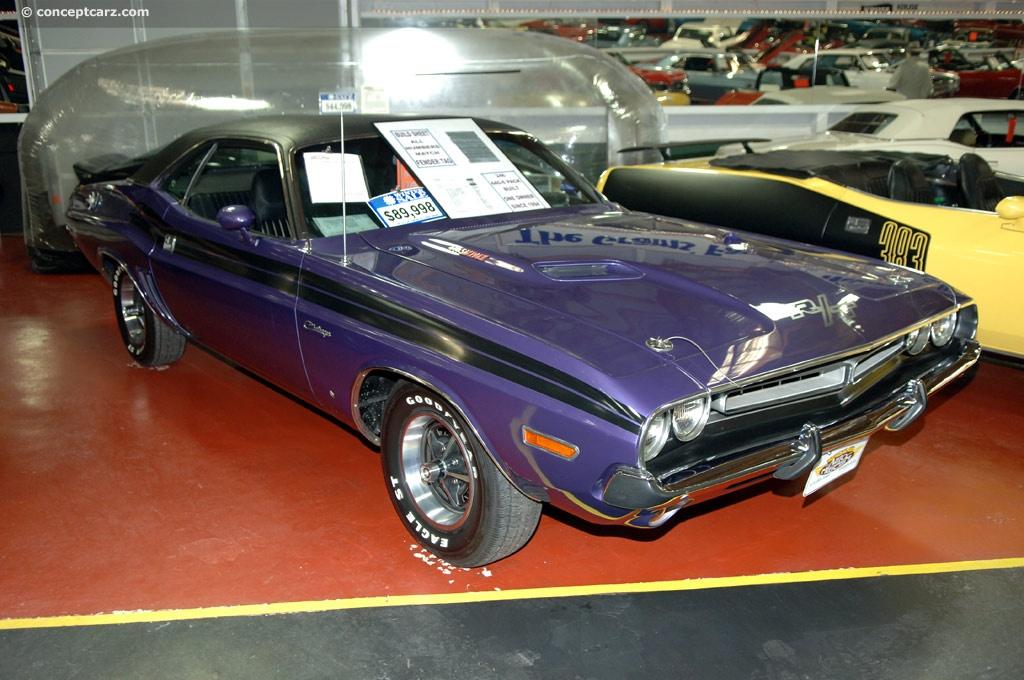 1971 Dodge Challenger Pace Car - conceptcarz.com