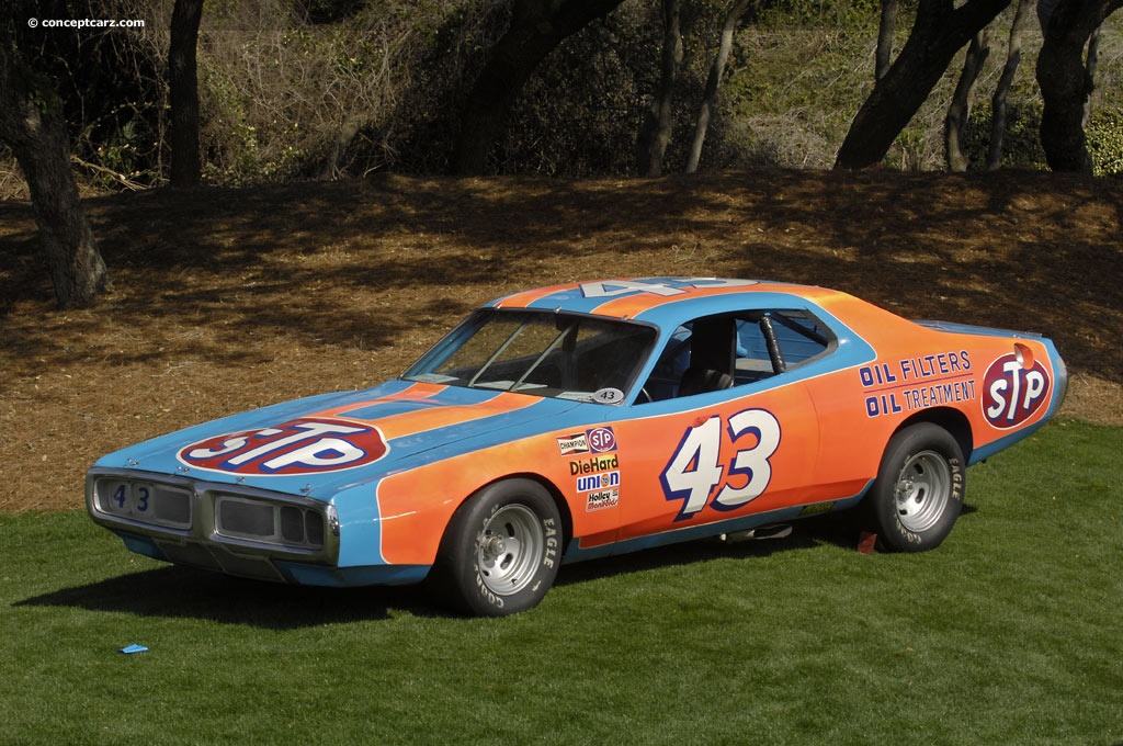 1974 Dodge Charger Nascar Conceptcarz