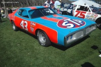 1974 Dodge Charger NASCAR image.