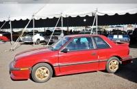 1989 Dodge Shelby CSX Shadow image.