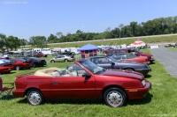 1992 Dodge Shadow image.