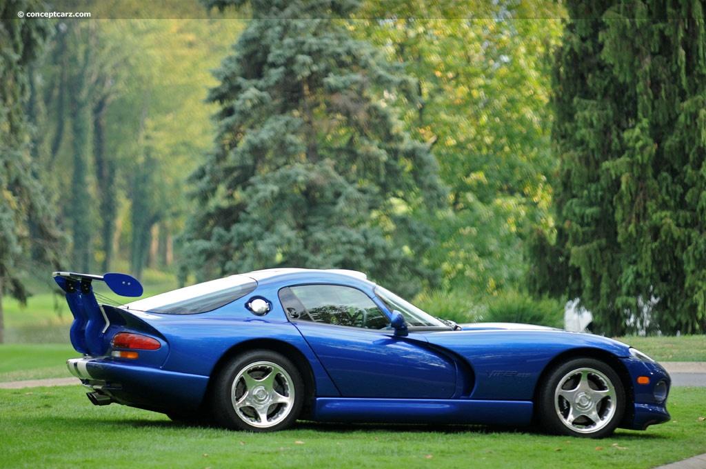 1997 Dodge Viper Gts Conceptcarz Com