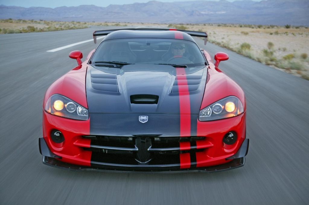 2008 Dodge Viper Srt 10 Acr Conceptcarz Com
