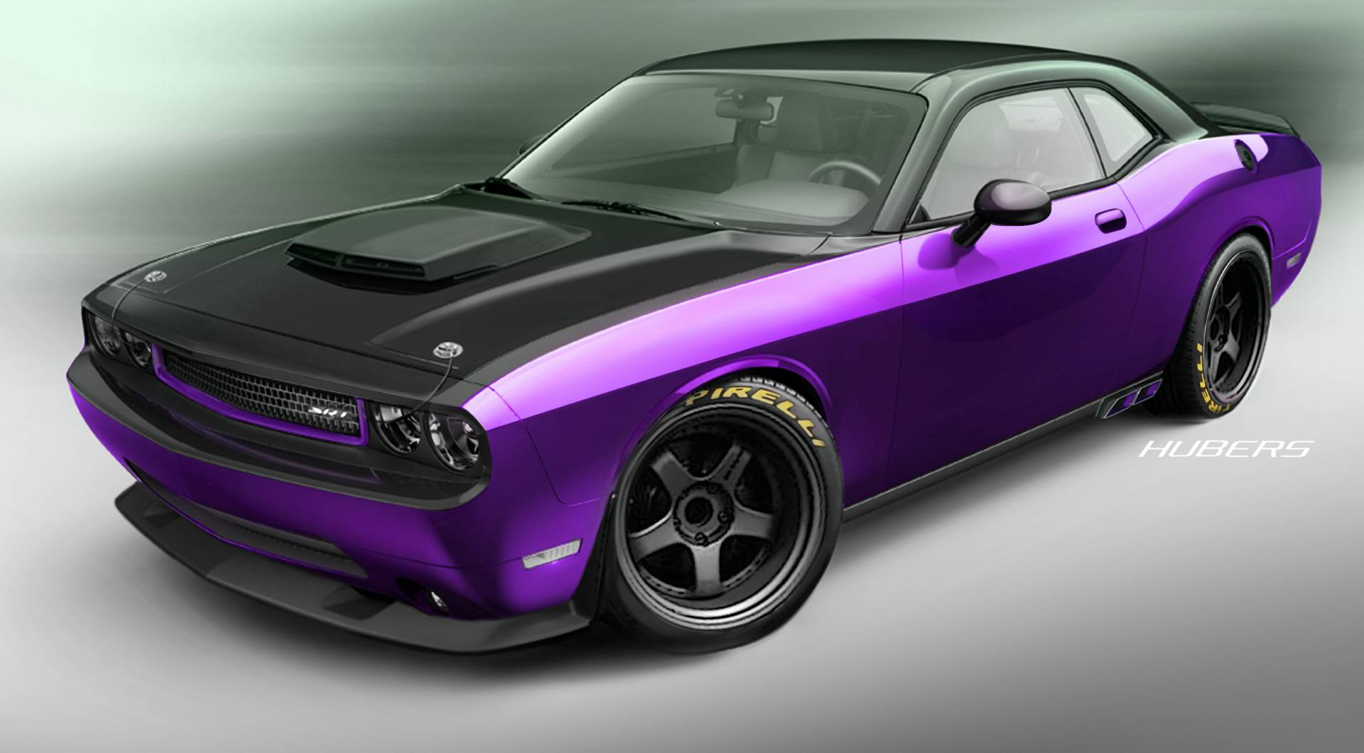 2012 dodge challenger srt8 jeff dunham project ultraviolet. Black Bedroom Furniture Sets. Home Design Ideas