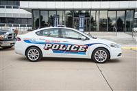 2013 Dodge Dart Police Car image.