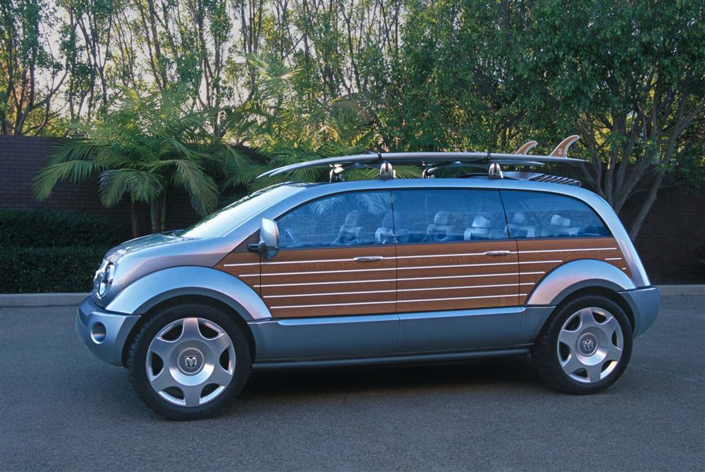 2003 Dodge Kahuna Concept Conceptcarzcom