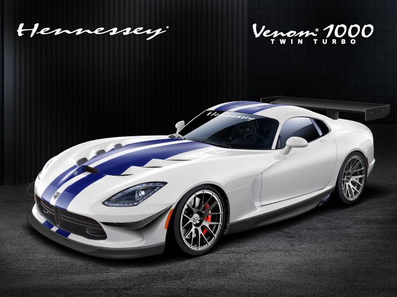 Dodge Venom 1000 Twin Turbo