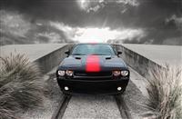 2012 Dodge Challenger Rallye Redline image.