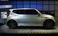 2006 Dodge Hornet Concept image.
