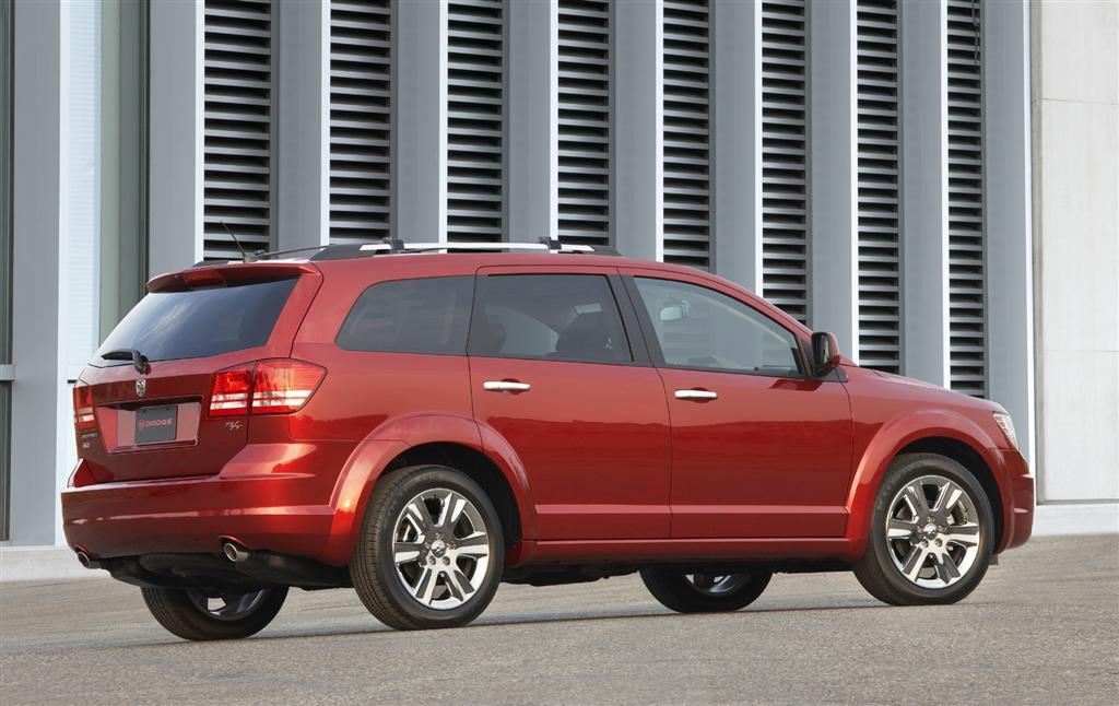 2009 Dodge Journey Conceptcarz Com