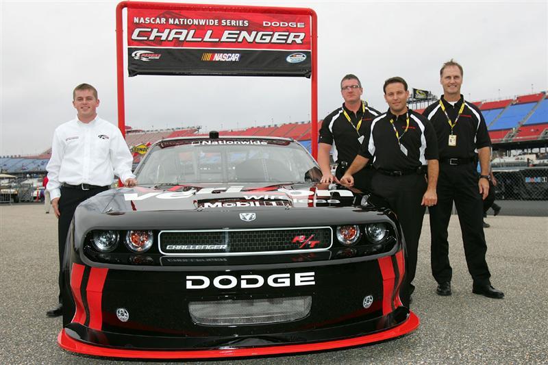 2010 Dodge Avenger NASCAR Race Car photo - 2
