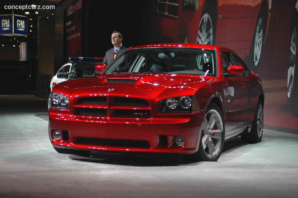 auction results and data for 2006 dodge charger srt8. Black Bedroom Furniture Sets. Home Design Ideas