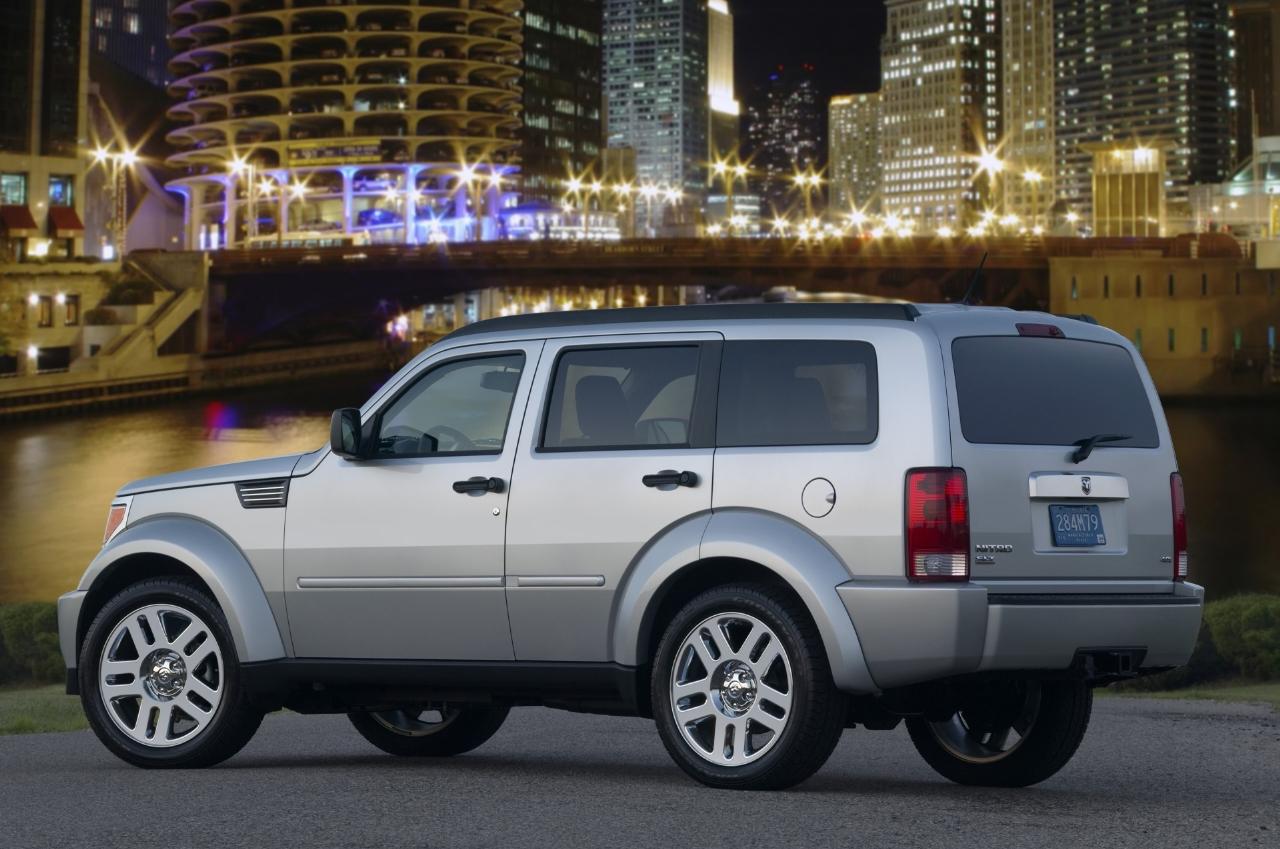 2008 Dodge Nitro Image