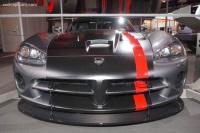2008 Dodge Viper SRT10 MOPAR Concept Coupe image.