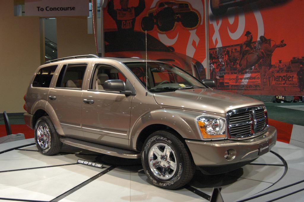 2005 Dodge Durango Image