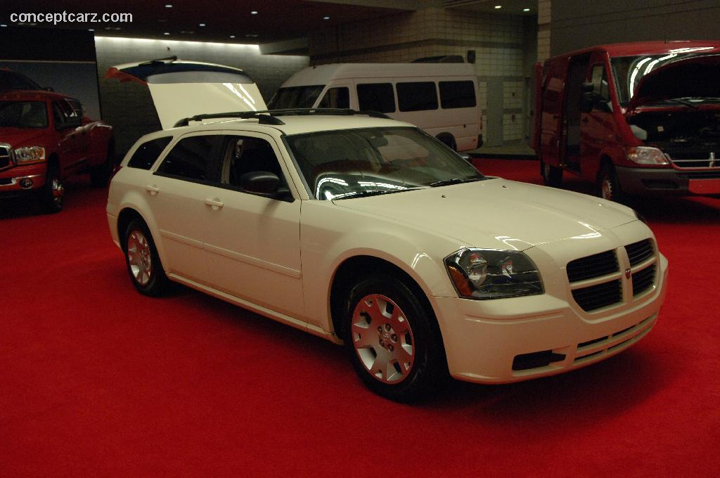 Auction Results And Data For 2006 Dodge Magnum