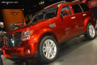 2006 Dodge Nitro image.