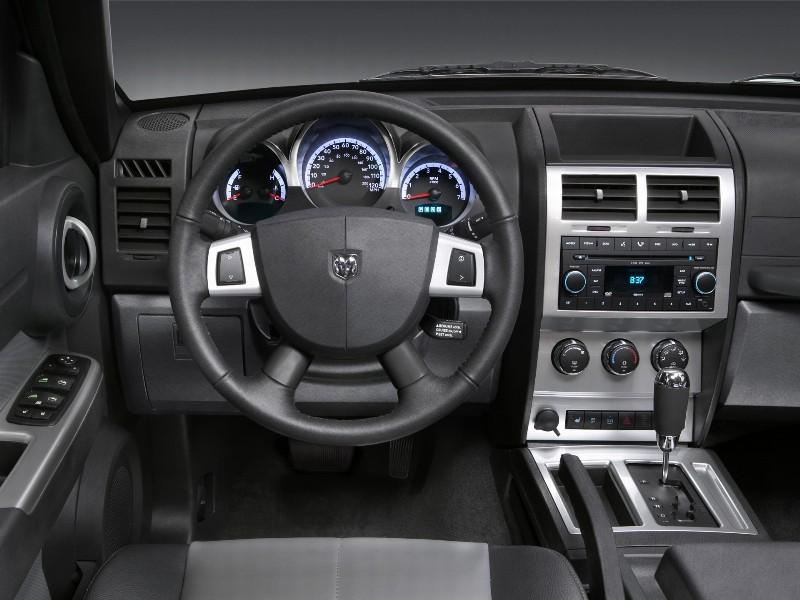 2007 Dodge Nitro
