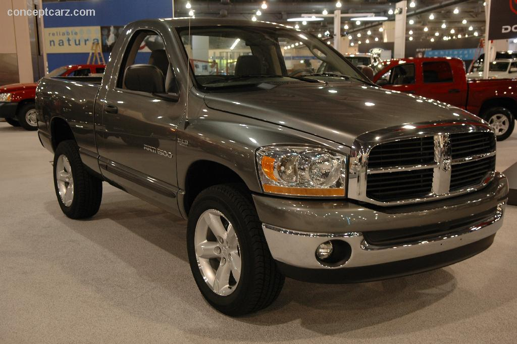 auction results and data for 2006 dodge ram 1500. Black Bedroom Furniture Sets. Home Design Ideas