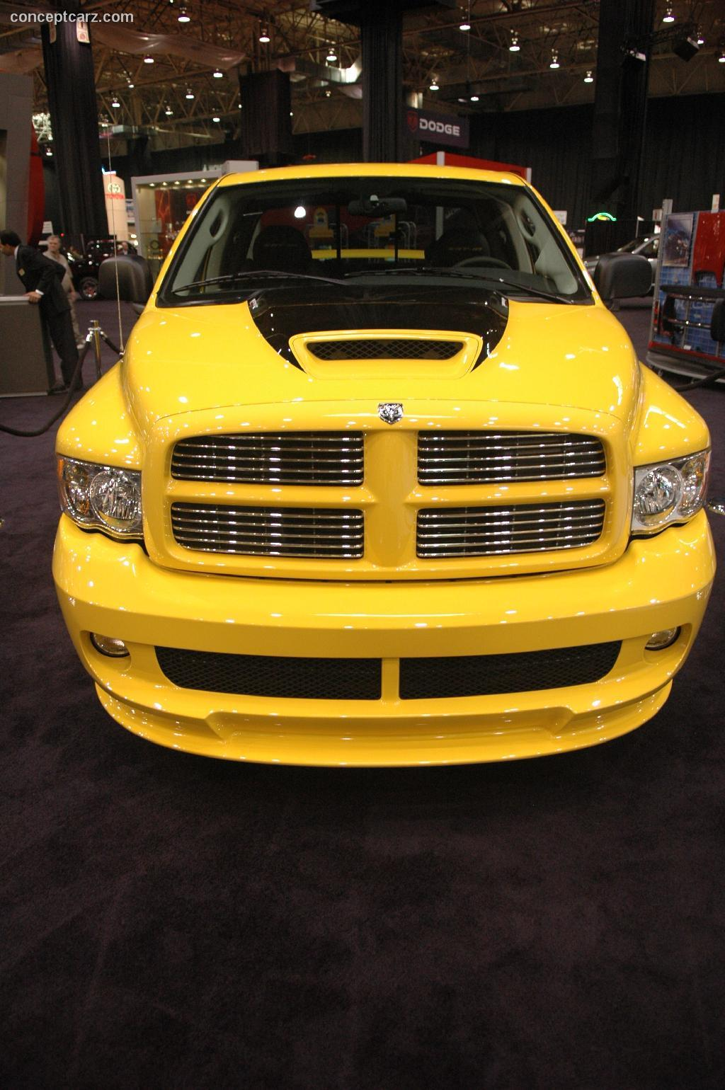Auction Results And Data For 2005 Dodge Ram Mecum