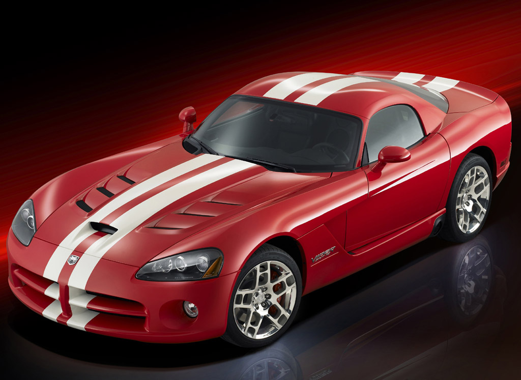 Dodge Viper Regains Nürburgring Record